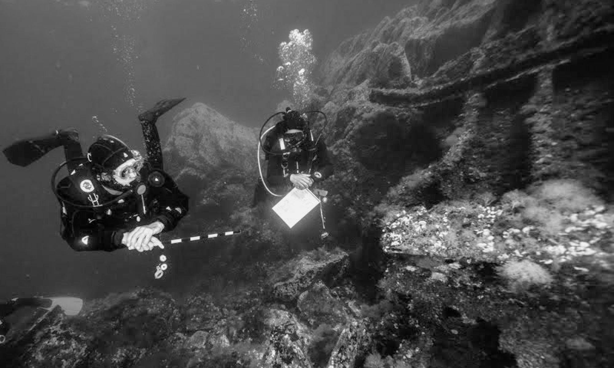 Underwater Surveying