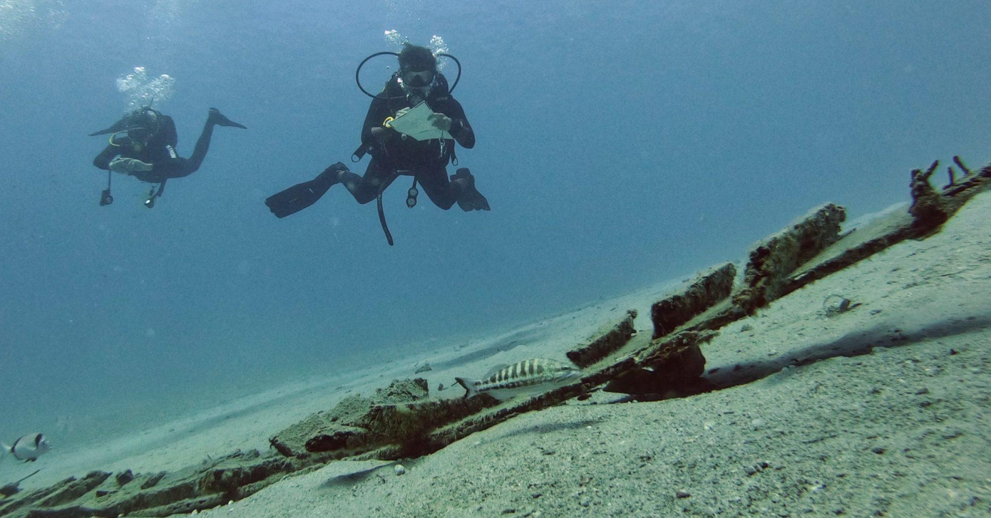 Underwater Surveying